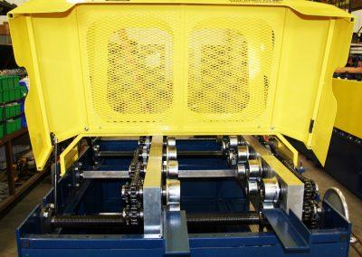 Hemming Rollformer