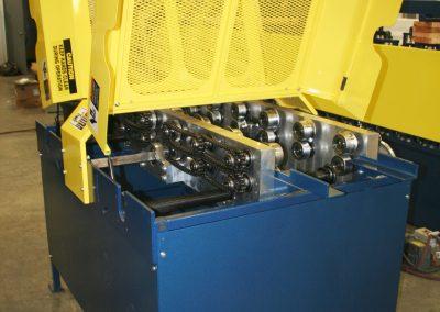 Hemming Rollformer Open