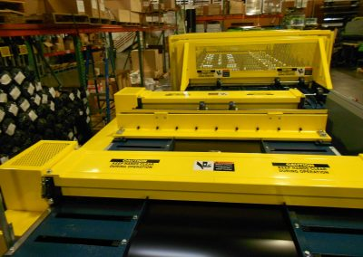 Trim Infeed Table