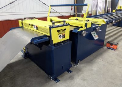 Titan Infeed Shear - Metal Rollforming Systems