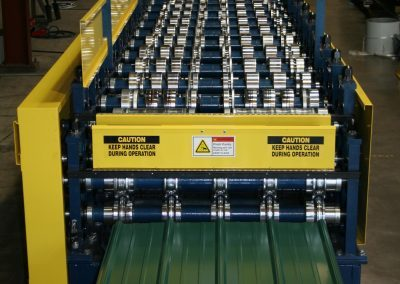 Titan Series Rollers - Metal Rollforming Systems