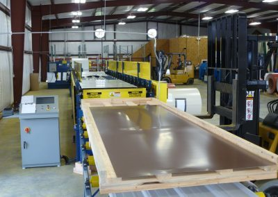 Titan Series Sheet Rollforming - Metal Rollforming Systems