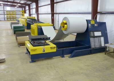 Titan Sheet Coiler - Metal Rollforming Systems
